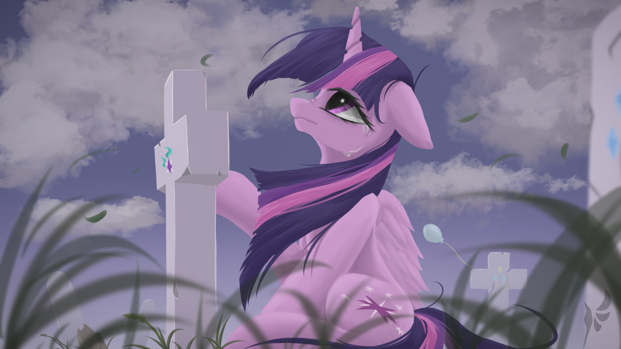 Eternal Rest by Fluttersheeeee