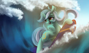 On The Waves by Fluttersheeeee