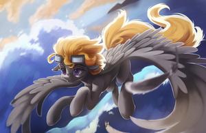 Bright As Icarus by Fluttersheeeee
