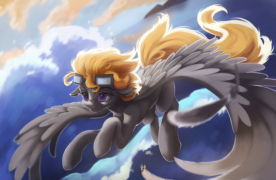 Bright As Icarus by Fluttersheeeee