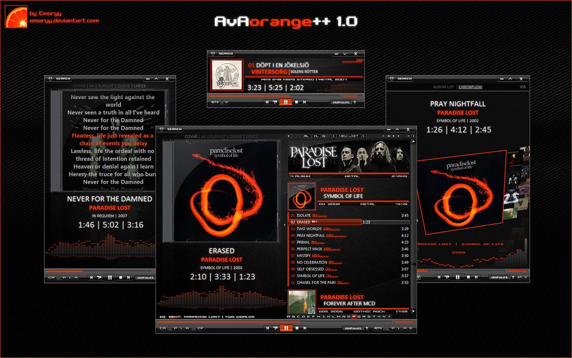 AvAorange++ 1.0 by Emoryy