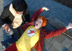 Young Justice: Robin, You Bore me...