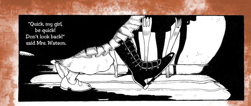 The Bloody Nun 01 - 001 by JEspadas