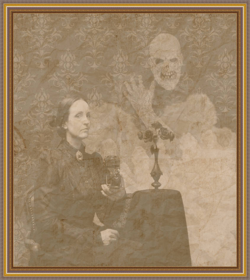 The apparition's wife