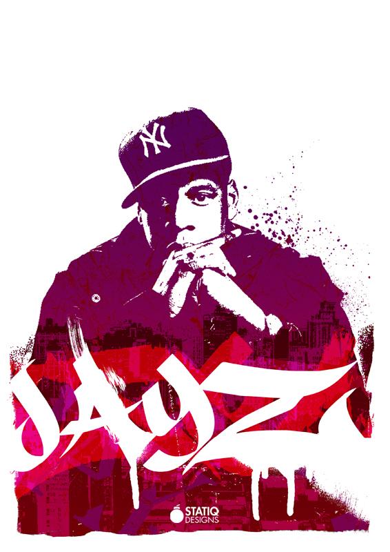 Jay Z by DonQasim