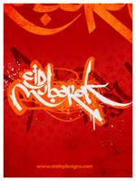Eid Mubarak 2009 by DonQasim
