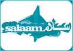 T-Shirt Design - Salaam_Peace
