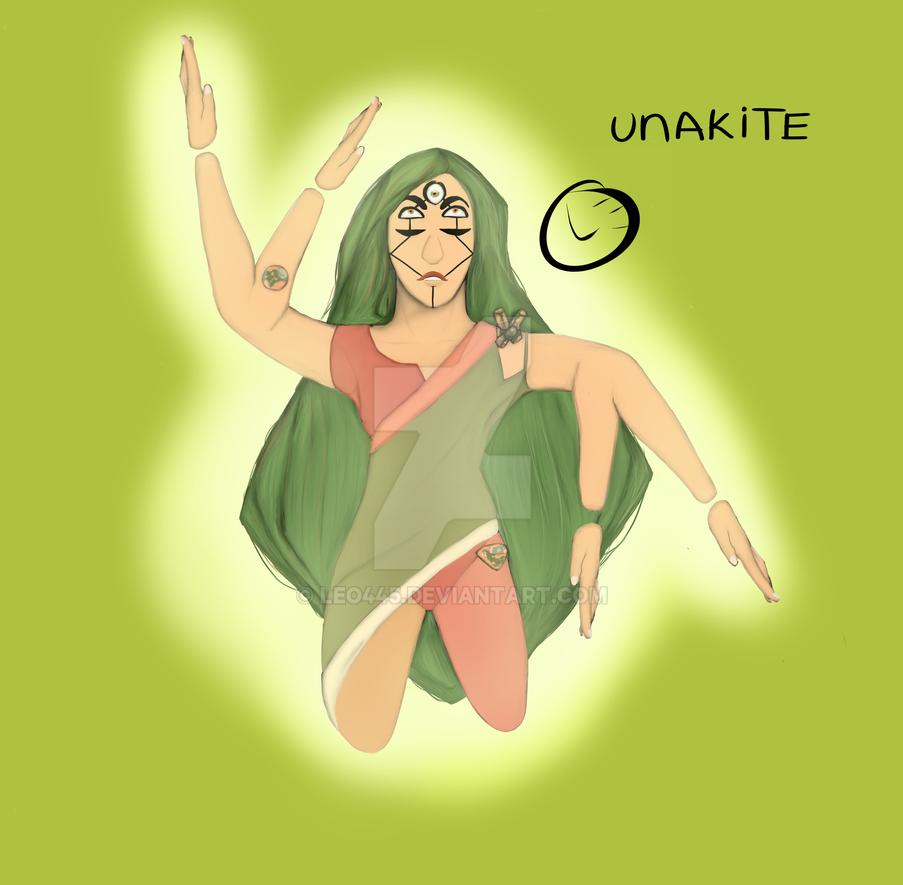 Unakite (re draw) by Leo445