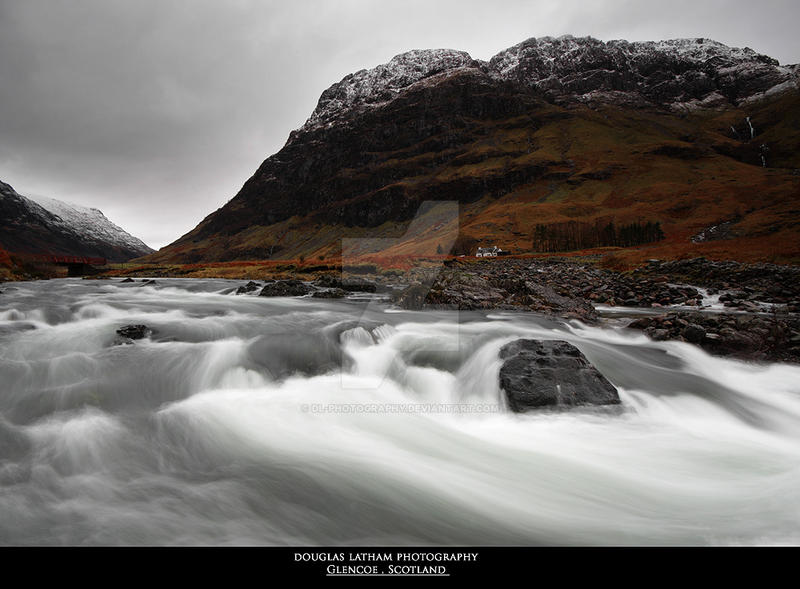 Glencoe , Scotland . by DL-Photography
