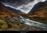 Storm in the Glen