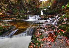 Autumn in the Brecon Becons by DL-Photography