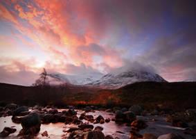 Sron na Creise - Scotland