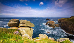 Carn Cheer - Cornwall by DL-Photography