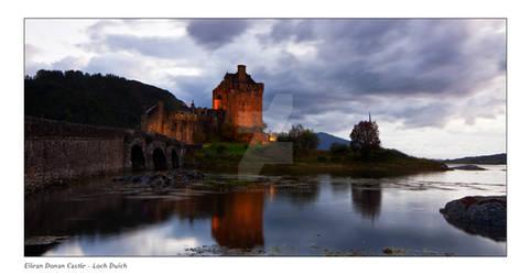 Eilean Donan Castle-Loch Duich