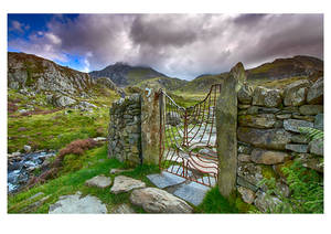 The Gateway To Tryfan