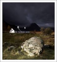 Blackrock Cottage : Glen Coe