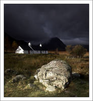 Blackrock Cottage : Glen Coe