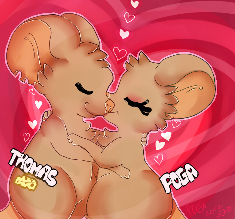 San Valentines Day by Pogafuq