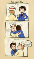 Ten Meets Five - Doctor Who