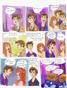 The DoctorDonna - comic