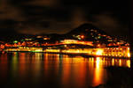 Little Bay at Night