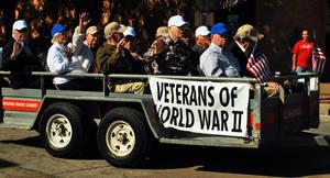 Veterans of WWII