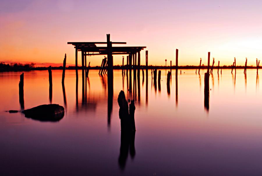 Lake Nights by SublimeBudd