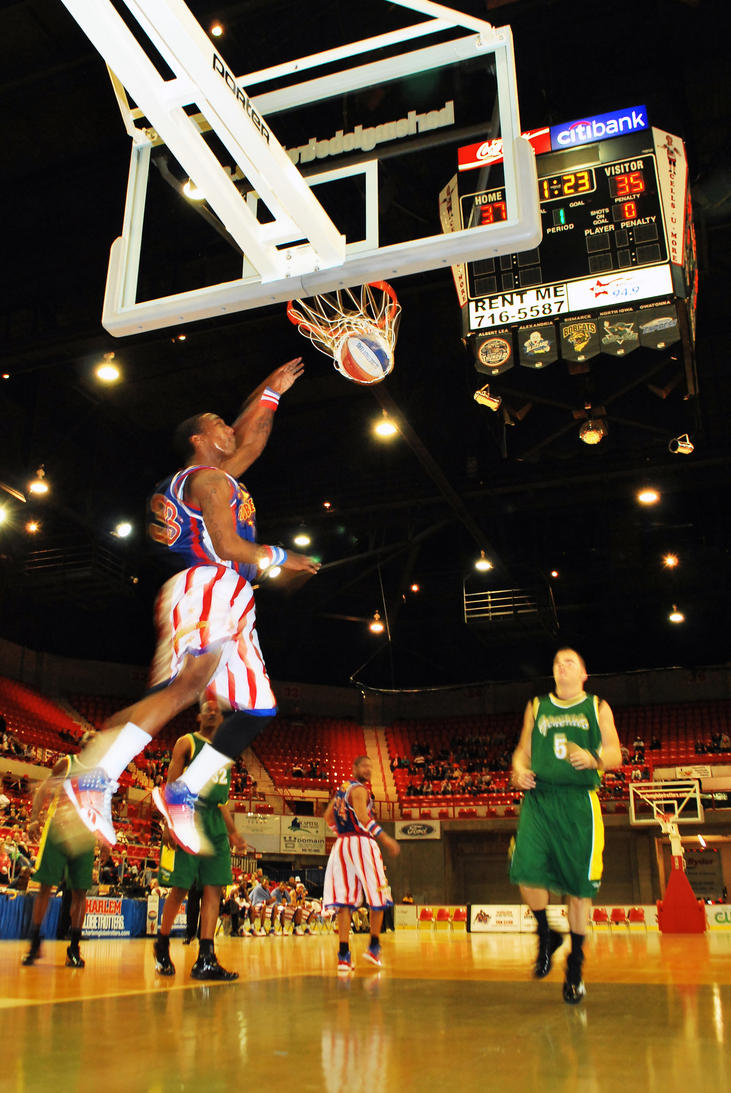 Globetrotter DUNK by SublimeBudd