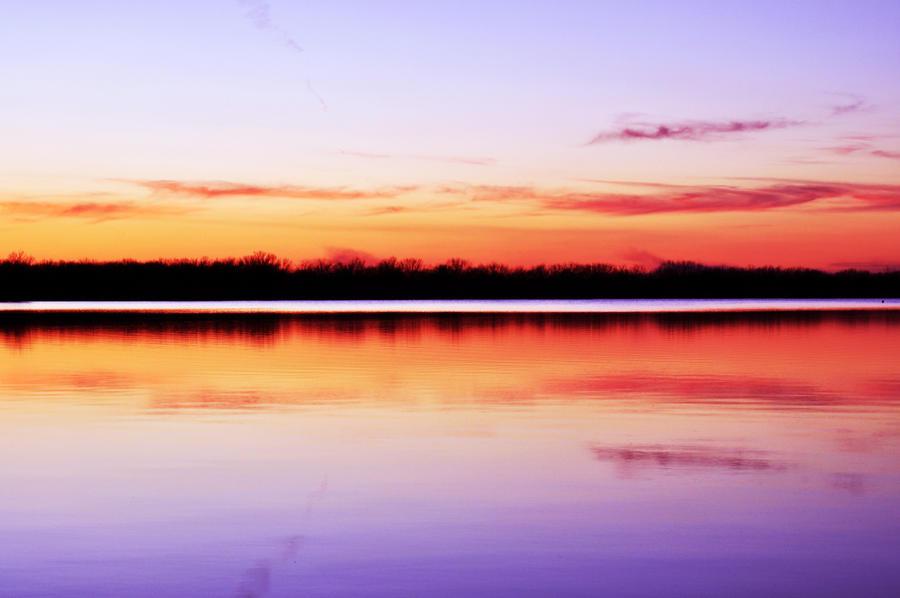 Lake Benjamin by SublimeBudd