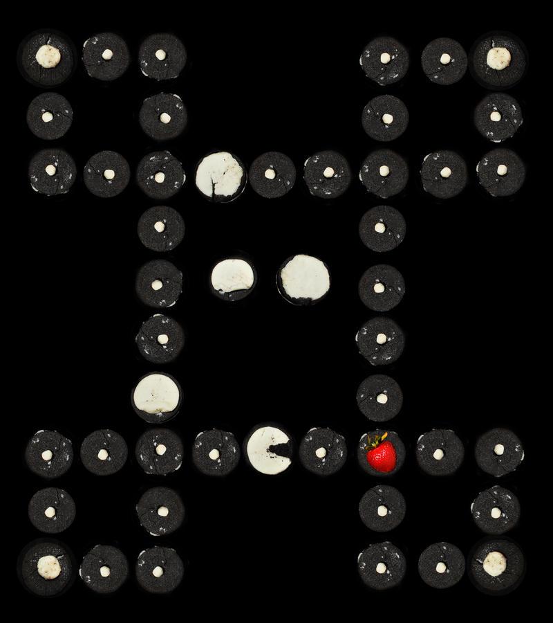 OREO Pac Man by SublimeBudd