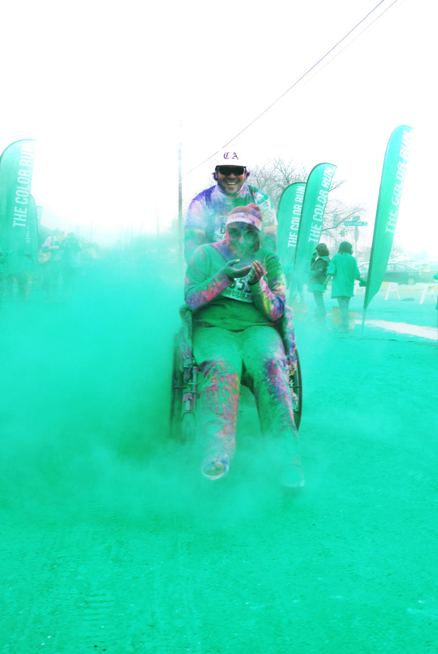 The Color Run 10 by SublimeBudd