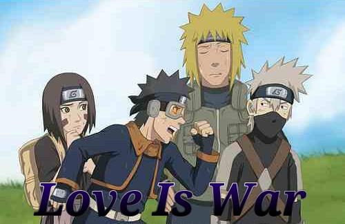 Love Is War Team Minato (? x reader) pt 1 by Santa956 on DeviantArt