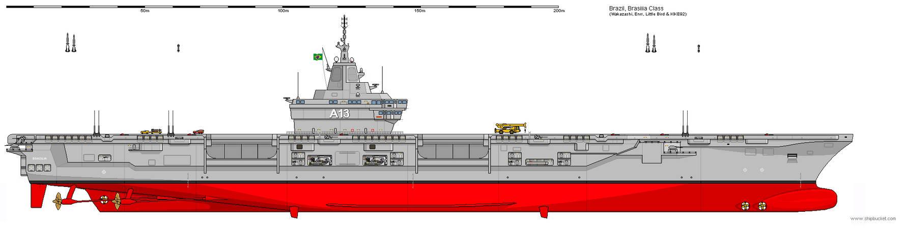 CVN - Brasilia Class