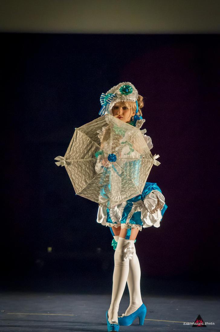 Little lady ~ Turquoise by KokoCosplay