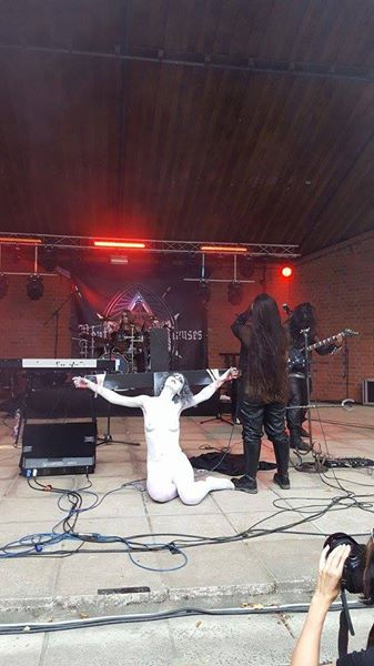 Beaten Victoriouses @ Barther Metal Open Air 2016 by beatenvictoriouses