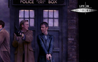 Life on Doctor Who by shadow1308