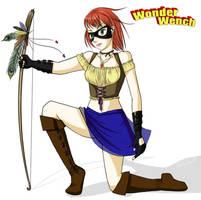 Wonder Wench by ourdancingdays