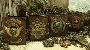 Hogwarts Quartet