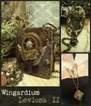 Wingardium Leviosa - Revisited