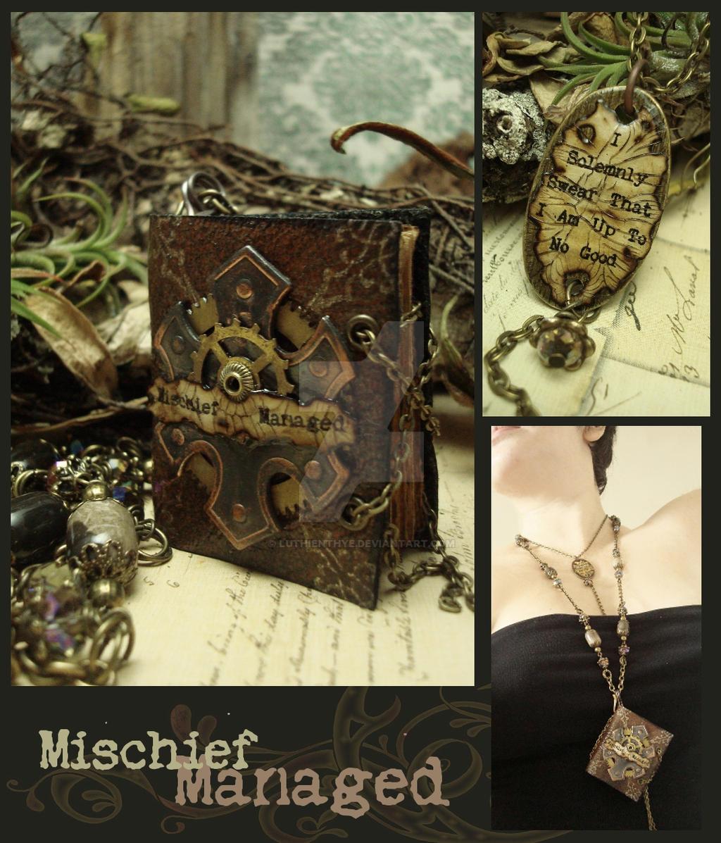 Mischief Managed by LuthienThye