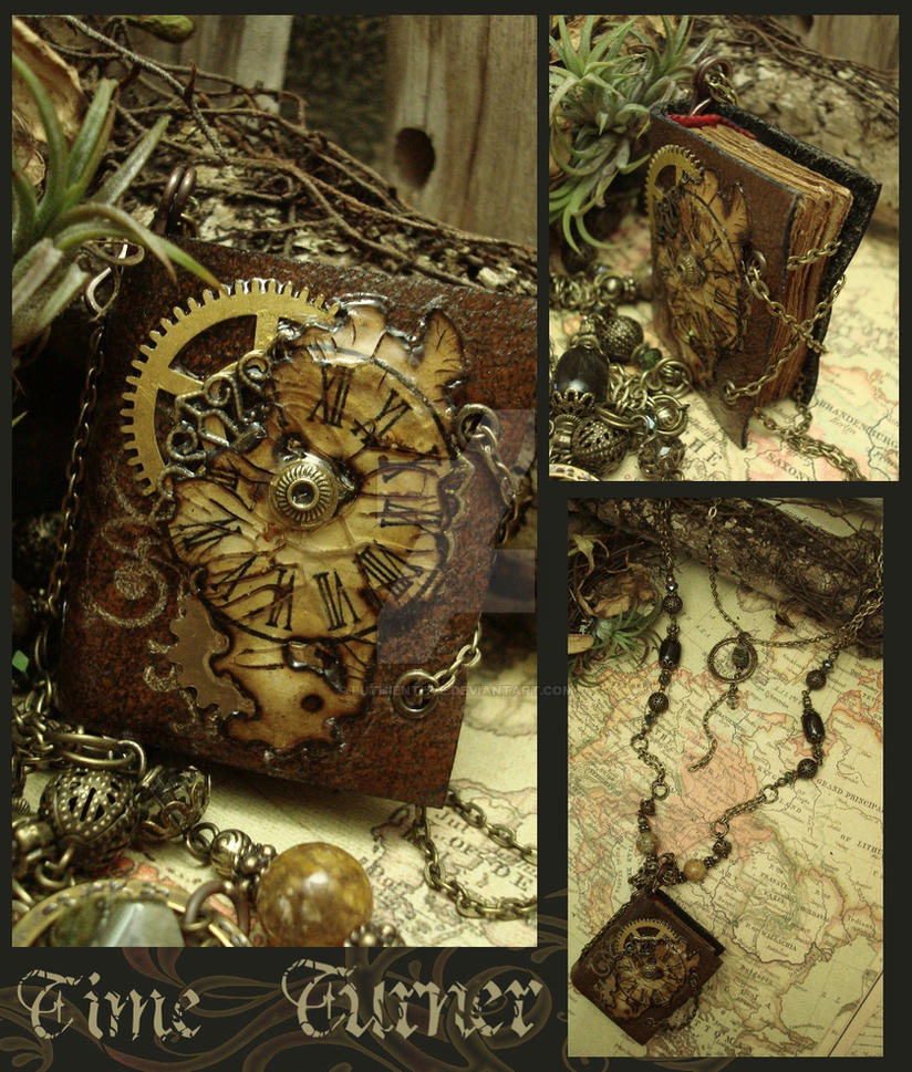Time Turner by LuthienThye