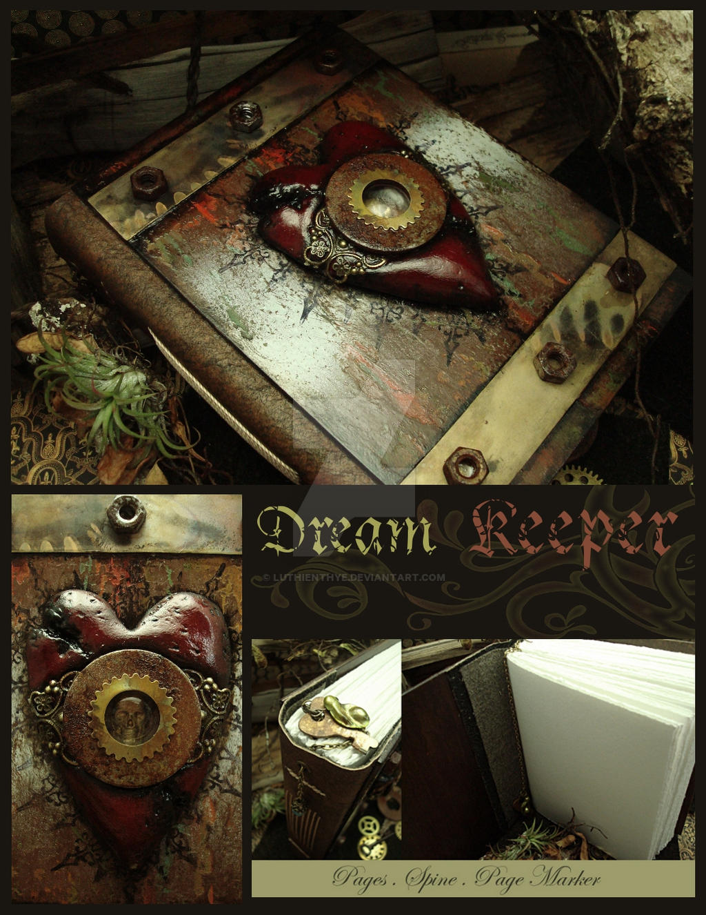 Dream Keeper by luthien27