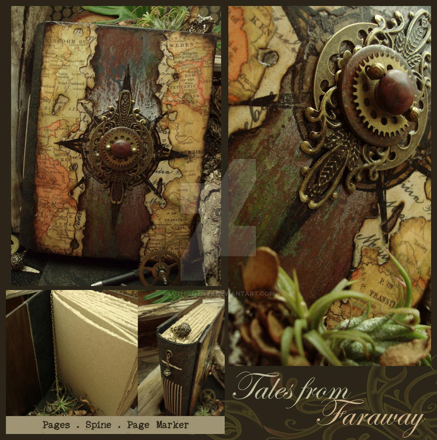 Tales from Faraway by LuthienThye