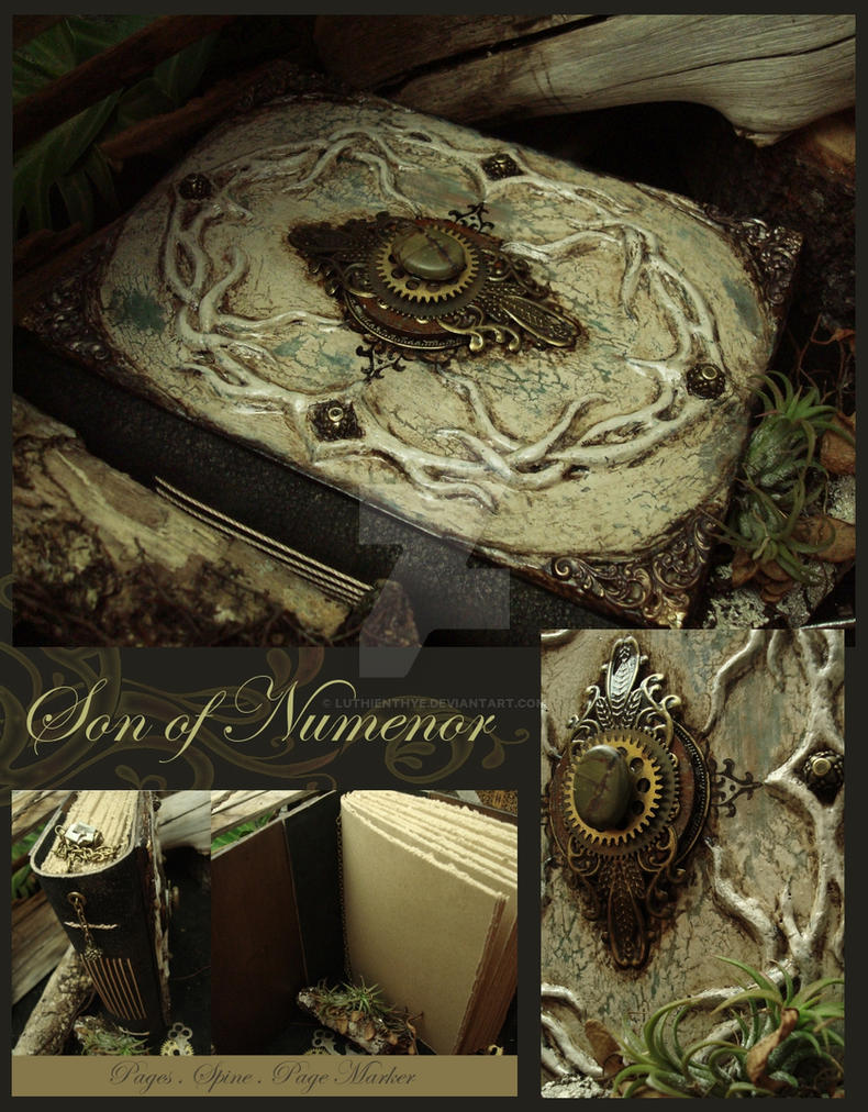 Son of Numenor by LuthienThye