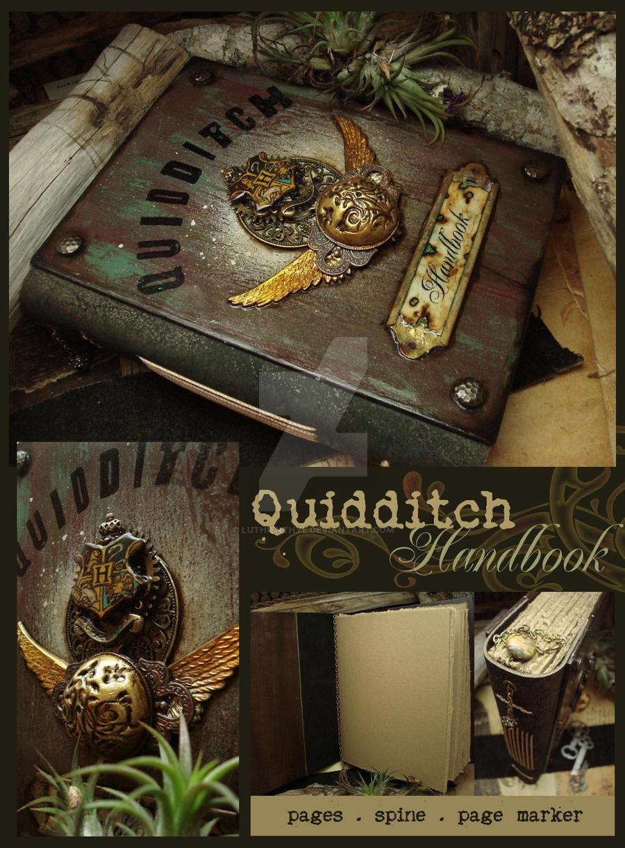 Quidditch Handbook by LuthienThye