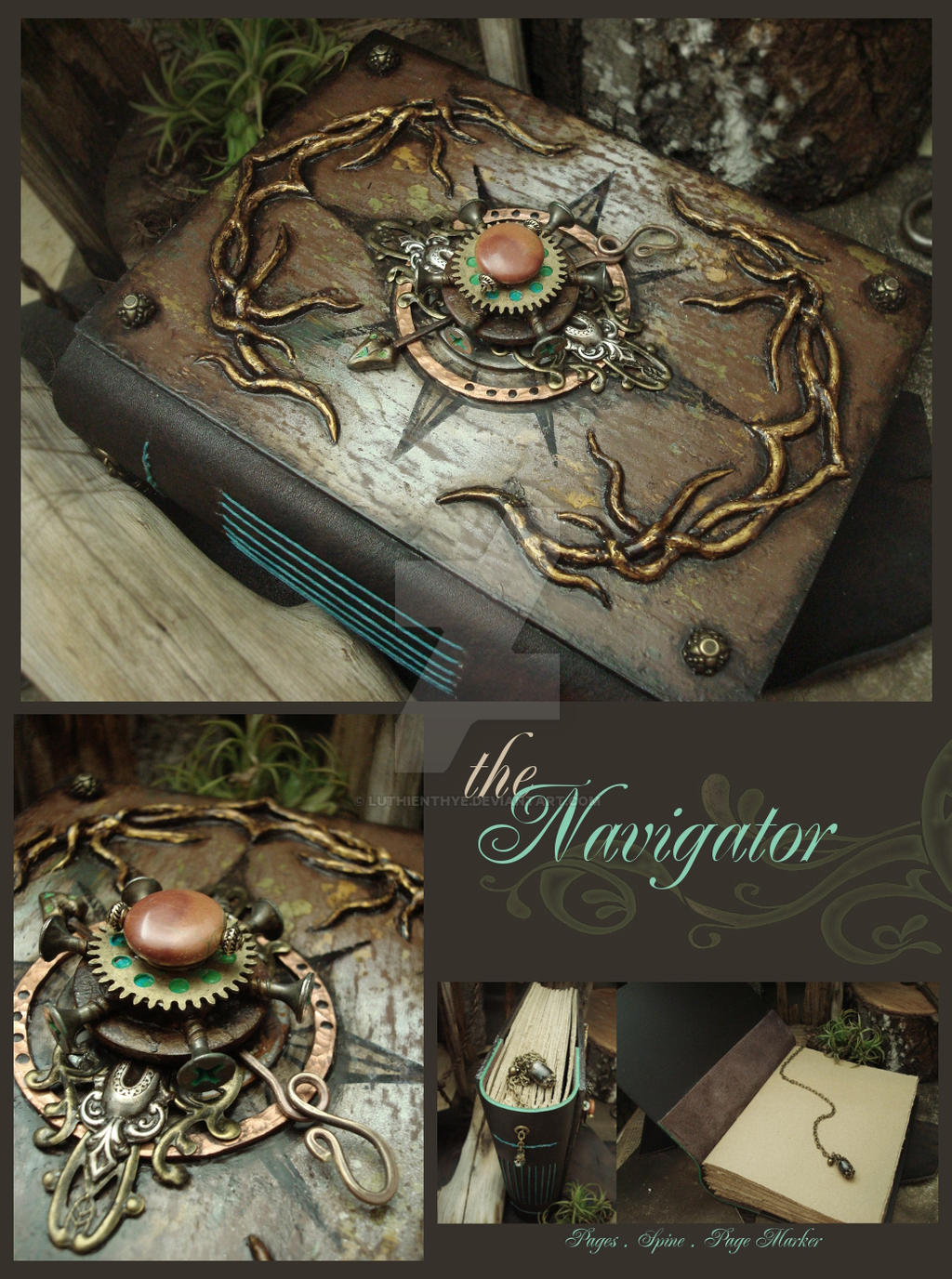 the Navigator by luthien27