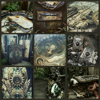 Altered Alchemy by LuthienThye