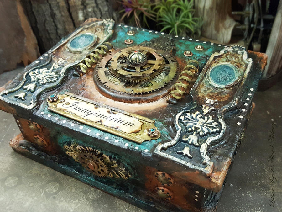 Imaginarium of the Weird and Wonderful by LuthienThye