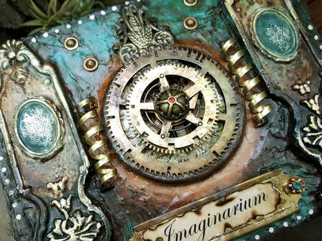 Imaginarium of the Weird and Wonderful
