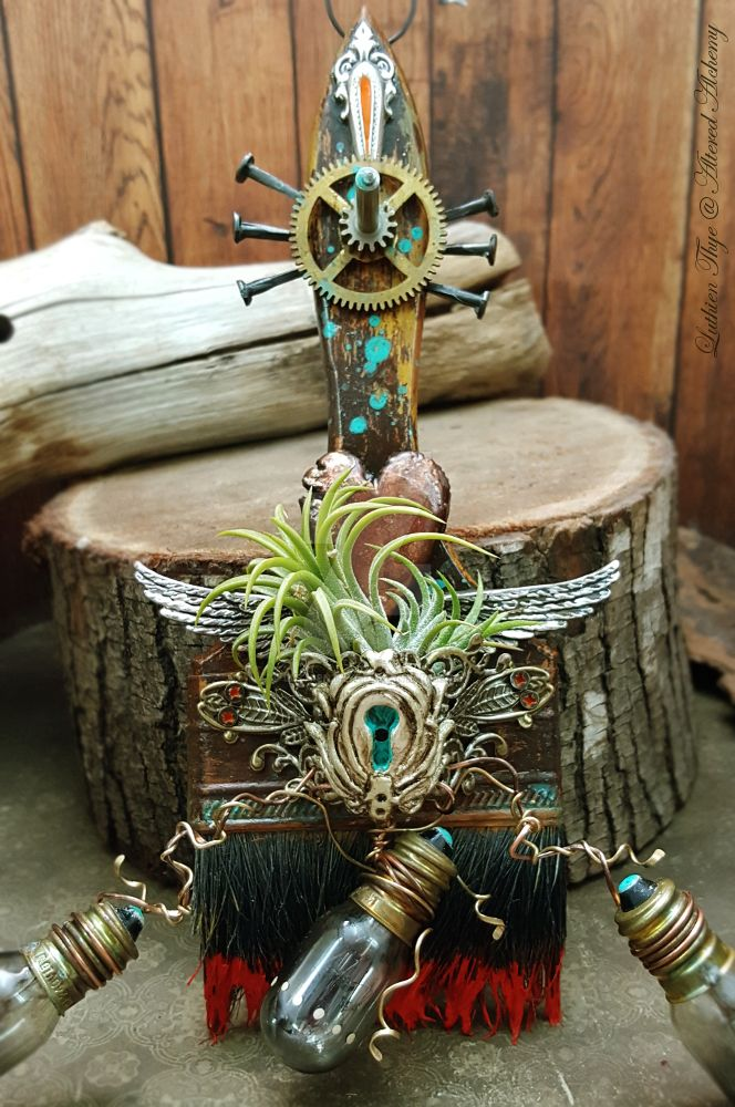 Imaginarium Planter by LuthienThye